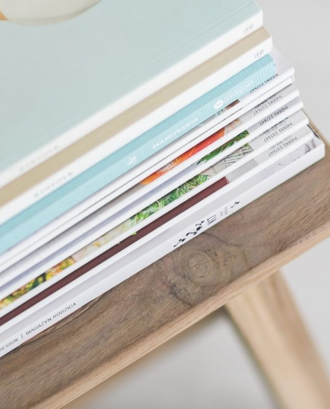 How to make the most of your media coverage stack of magazines